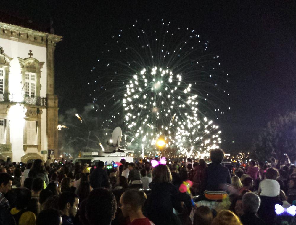 Porto_sardiinifestivaali_ilotulitus_Parasta_matkalla_blogi