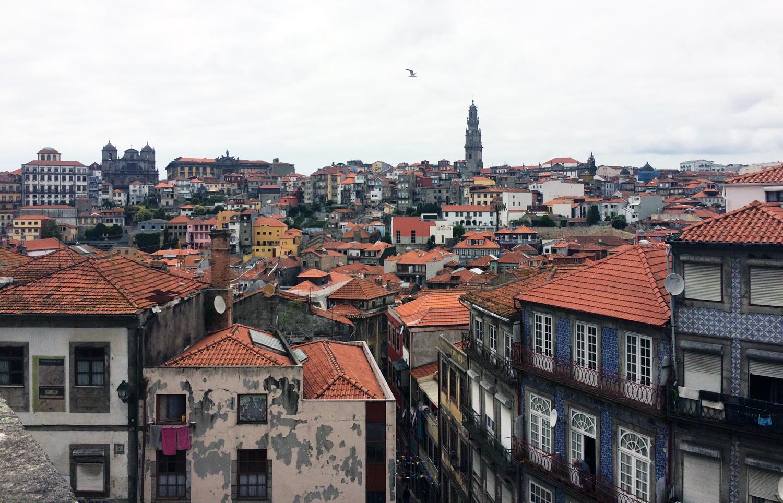 Porto_vanha_kaupunki_Parasta_matkalla_blogi_kuva_Sanni_Eerikinharju
